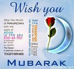 27 best eid wishes images on pinterest in 2018 eid cards eid happy eid mubarak quotes ramadan is the nine month of islamic calendar if you are searching the ramadan mubarak quotes in urdu english m4hsunfo