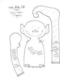 pumpkin doll pattern diy - Google meklēšana