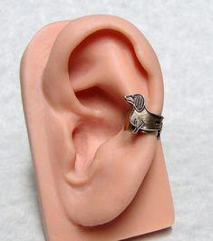 Dachshund Ear Cuff via Etsy $15.99