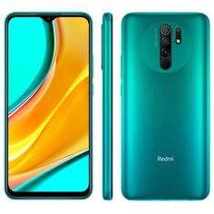Xiaomi Redmi 9 (4GB RAM 64GB ROM) - $135.00 (coupon: BG7R9200) 📉 4G Smartphone / 6.53 inch IPS / Android 10.0 / Helio G80 Octa Core / Mali-G52 MC2 / 4GB RAM 64GB ROM / Quad Back camera: 13.0MP + 8.0MP + 5.0MP +2.0MP Front Camera: 8MP / Fast Charge 18W / Battery 5020 mAh - Global Version / Ocean Green #Smartphone #смартфон #Xiaomi #Redmi #Redmi9 #banggood #coupon 1694097 Quad, Xiaomi Logo, Xiaomi Wallpapers, Smartphone, Back Camera, Note 9, Banggood Coupon, Quad Bike