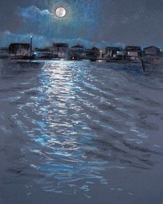 Time Painting, Painting Art, South African Art, Easel, Landscape Art, Moonlight, First Time, The Darkest, Posts