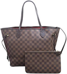 Louis Vuitton Handbags Prices, Brown Canvas, Canvas Shoulder Bag, Vintage Louis Vuitton, Shoulder Straps, Dust Bag, Retail, Surface, Hardware
