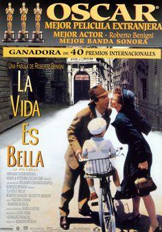 La Vida es Bella  El título lo dice todo