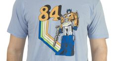Shop 80sTees.com's epic Transformers t-shirts, costume hoodies & gear - with Autobot & Decepticon logos, Optimus, Bumblebee, Megatron & much more! Grim lock