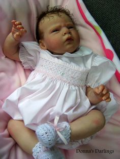 You choose your dream baby-- Custom reborn baby art doll | eBay