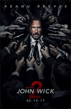 John Wick Chapter 2  Poster 2- India Release