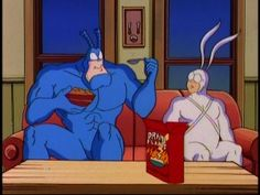 The Tick – Cereal Hour