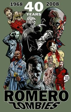 1000 images about george romero on pinterest zombies