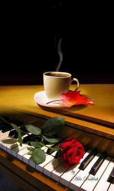 Coffee Love, Coffee Cups, Good Morning Coffee Gif, Good Morning Friends Images, Good Night Sweet Dreams, Pretty Wallpapers, Beautiful Children, Tea Pots, Autumn Leaves