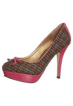 Even - High Heel Pumps - pink/multicolour