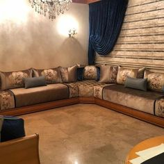 388 Great Salon marocain images in 2019   Moroccan living rooms ...