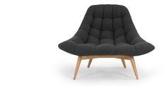 Scandinavian Furniture - Home Decoration Ideas Scandinavian Chairs, Scandinavian Design, Furniture Decor, Furniture Design, Bedroom Chair, Room Chairs, Chair Design, Accent Chairs, Home Deco