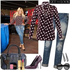 """Tamar Braxton"" by fashionme on Polyvore"