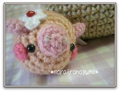 handmade by *soraironoyume*MISHA http://ameblo.jp/soraironoyume-misha/entry-11159287893.html