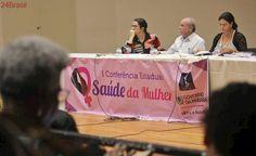 Conferência Estadual de Saúde da Mulher elege delegados para etapa nacional