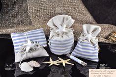 Lavender Bags, Lavender Sachets, Bomboniere Ideas, Wedding Favors, Party Favors, Sea Theme, Arno, Cotton Bag, Christening