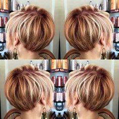 5-Hairstyles Short Hair