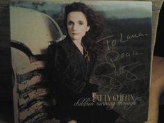 """Patty Griffin - signed CD """"Children Running Through"""""""
