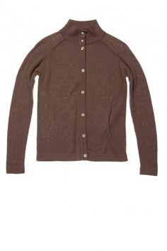 ça va de soi - Lee, blouson Coton-Cachemire, marmotte, Femme | ça va de soi - #cavadesoi #womenswear #vest #cotton #cashmere #naturalfibers #comfort #fall #outfit #vintage #look