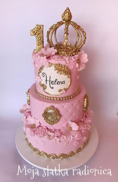 Little Princess cake by Branka Vukcevic