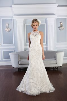Lillian West Wedding Dresses Photos on WeddingWire
