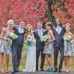 New Zealand Autumn Wedding: Amanda + Trav