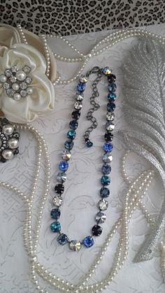 NEW Denim Dreams Collection Genuine Swarovski by KissMySassJewelry, $75.00