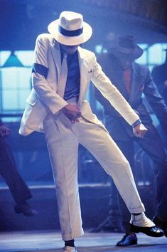 A still from the video clip for Smooth Criminal where Jackson wore patent  black shoes with white spats. The shoes were specifically designed to  enable his ... 1ec6b1c59