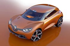 2011 Renault Captur Concept: Technical Specification and Features