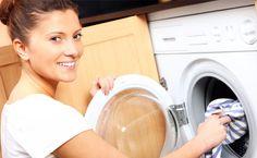Limpeza da Borracha da Máquina de lavar Roupa - Remover Manchas e Diccas de Limpeza