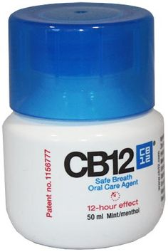 CB12 Safe Breath Oral Care Agent 50ml CB12 Safe Breath Oral Care Agent 50ml: Express Chemist offer fast delivery and friendly, reliable service. Buy CB12 Safe Breath Oral Care Agent 50ml online from Express Chemist today! (Barcode EAN=506 http://www.MightGet.com/january-2017-11/cb12-safe-breath-oral-care-agent-50ml.asp