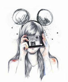 Ilustração de moda - Esra Roise - Without Romeo