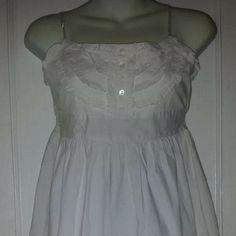 All white dress Cute dress Dresses