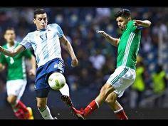 Argentina vs Mexico 0-0 Amistoso Sub 23 Juegos Olimpicos Rio 2016
