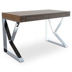 47 in. Houston Desk - Walnut $570.00