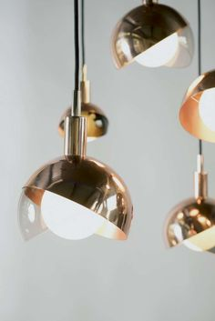 Серия подвесных светильников Calimero от студии Dan Yeffet Design Studio была спроектирована  специально для компании Wonderglass