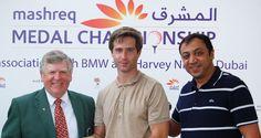 Emirates Golf Club Dubai, Mashreq Medal Championship #uae #dubai #golf #emirates Emirates Golf Club, Dubai Golf, New Golf, Uae, Golf Clubs, News