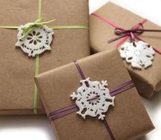 15 Creative Ways to Wrap with Brown Paper
