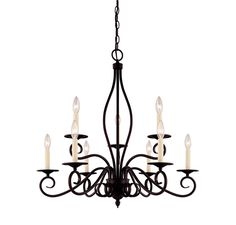 Savoy House KP-99-9-13 Oxford English Bronze 9 Light Chandelier On Sale Now. Guaranteed Low Prices. Call Today (877)-237-9098.