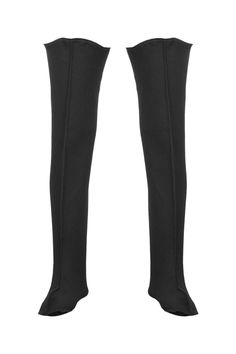 WARM SOCKS FOR THIGH WADERS Model: KL09/WR The warm socks are made with high quality felt material. These warm and lined thigh waders protect you and your feet against cold during fishing work and fishing leisure activities.