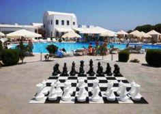 Santorin: Hotel Geselschaft zu Verkaufen mit 3 Luxus Hotels auf Santorin