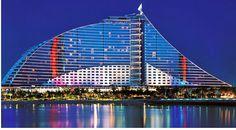 Jumeriah Beach Hotel in Dubai Dubai Hotel, Jumeirah Beach Hotel Dubai, Beach Hotels, Dubai Uae, Dubai Beach, Palm Jumeirah, Burj Al Arab, Best Resorts, Hotels And Resorts