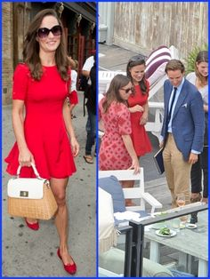 Pippa Middleton Takes To NYC