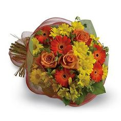 'Thanks a Million' A Delightful way to say #thanks with a cheerful bouquet -  #bouquets #cheerful #australia #flowers #florist