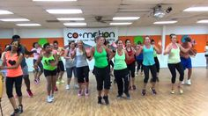 """ALL ABOUT THAT BASS"" - Choreo by Lauren Fitz for Dance Fitness"
