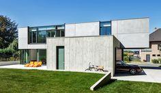 ARCERO ARCHITECTEN architectuur en interieur / architect Jan Cloetens / beton / concrete / architecture / interior / Porsche 911