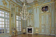 Vorzimmer im Appartement von Herzog Carl Eugen im Schloss Solitude