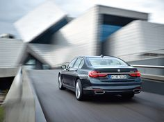The new BMW 7 Series #carleasing deal | One of the many cars and vans available to lease from www.carlease.uk.com