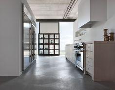 Kitchens - Piet Boon by WARENDORF - ORIGINAL - The original Piet Boon kitchen completed by a flush mounted stainless steel handle
