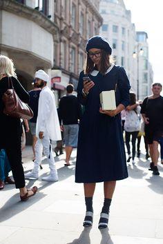 On the Street…The Strand, London (Sartorialist)
